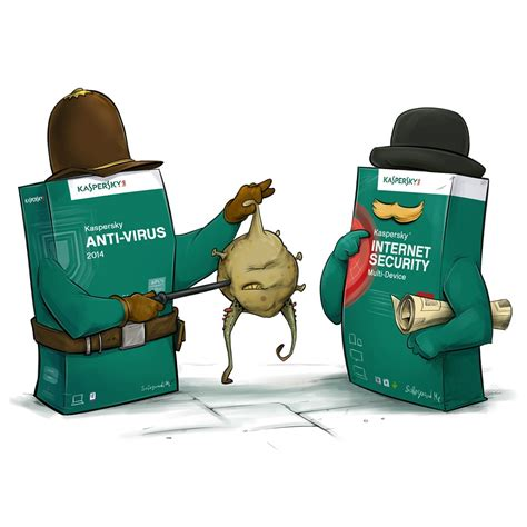 Kaspersky Anti Virus what s the difference between kaspersky anti virus and