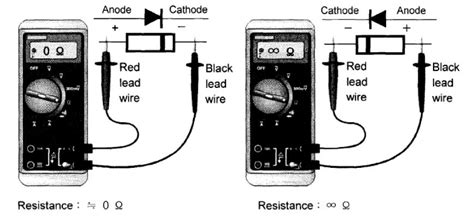 diode mode on multimeter diode mode on multimeter 28 images what is a diode how to test diodes using a digital