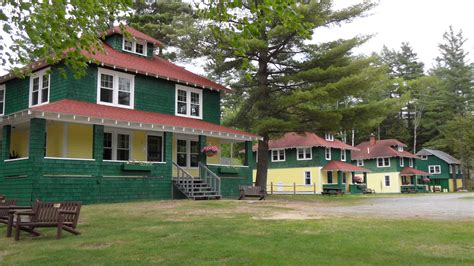 Inlet Ny Cottages by Arrowhead Park Cottages Adirondacks New York