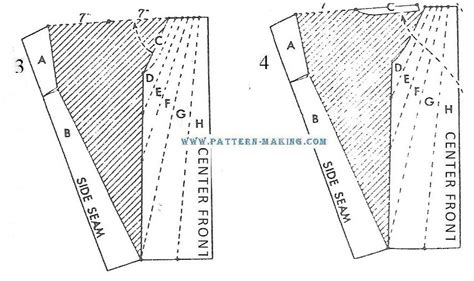 pattern drafting services pegtop skirt drafting 2 pattern making com