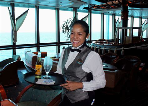 Cruise Ship Bartender by What S It Like To Work On A Cruise Ship The Stupid Foreigner Travel Site