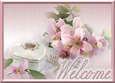 welcome images with flowers welcome pictures images graphics for facebook whatsapp