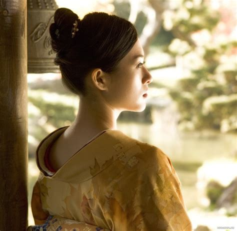 ziyi thin hair the last outpost 187 films 187 memoirs of a geisha