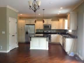 Kitchen Colors With Cream Cabinets My Kitchen Vanilla Cream Cabinets My Home