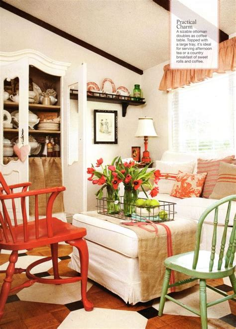 cottage living cottage living rooms and cottages on