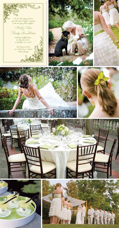 Wedding Blogs: Secret Garden Inspiration!