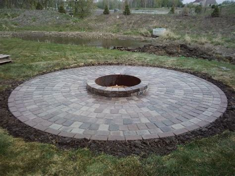 paver pits pit designs paver pit ideas how does your