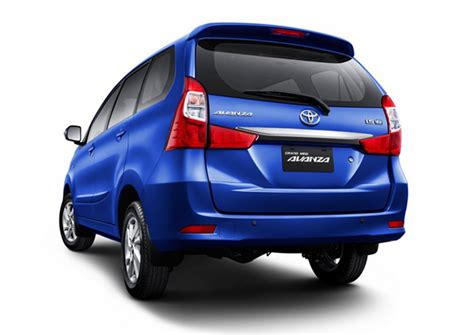 Bumper Depan Avanza S Vvti Automotif toyota grand new avanza makes global debut in indonesia auto industry news