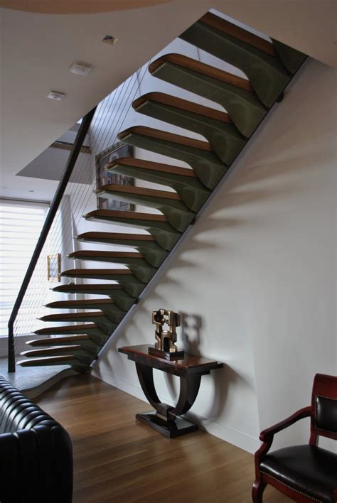 Simple Bathroom Decorating Ideas by Amazing And Beautiful Cantilevered Stairs By Nastasi