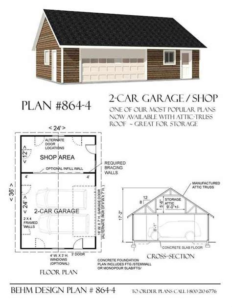garage and shop plans 25 best ideas about garage plans on pinterest garage design detached garage plans and