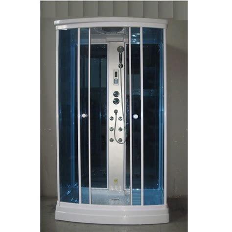 colonna doccia bagno turco cabina idromassaggio 120x80 con bagno turco piatto basso e