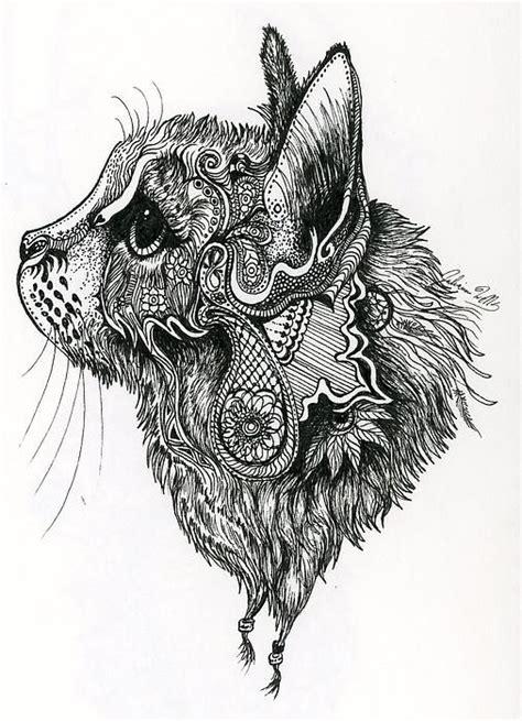 animal tattoo pen 632 best pen ink animals images on pinterest baby
