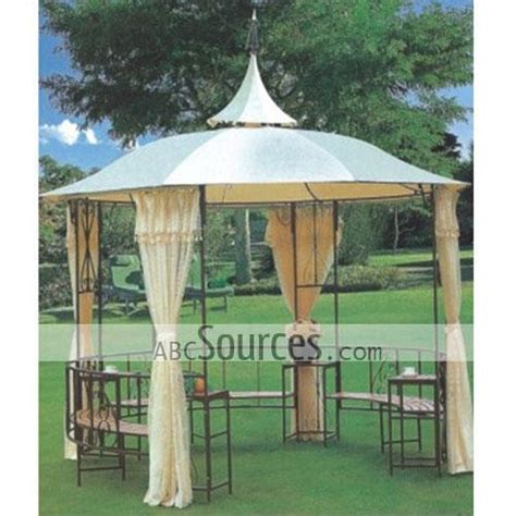 Outdoor Canvas Gazebos Wholesale High End Outdoor Steel And Canvas Gazebos And