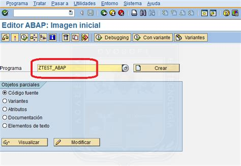 tutorial on sap abap tutorial en sap abap mi primer programa en abap autos weblog