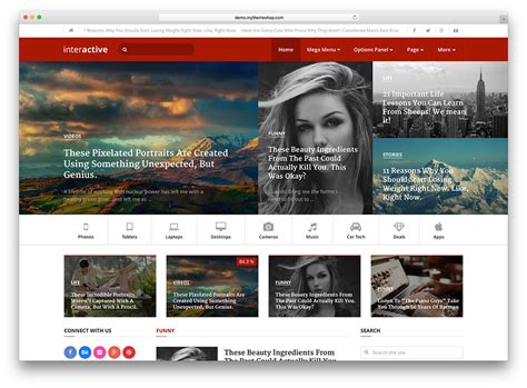 beautiful websites 2017 22 most popular marketing themes 2017 colorlib