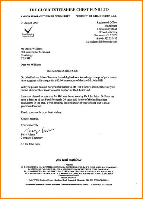 uk business letter template milaswesternscandinavia