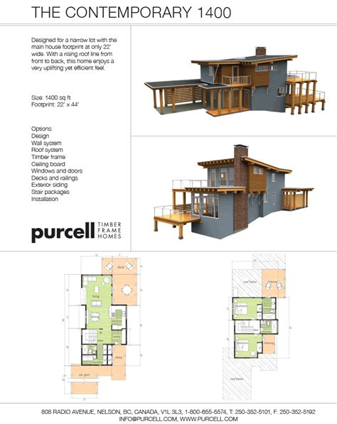 House Plan Purcell Timber Frames Full Home Packages And Ramar House Plans
