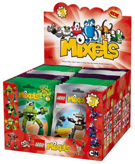 Lego Mixels 1 mixels series 3 brickset lego set guide and database