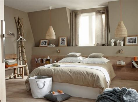 Exceptionnel Deco Mur Chambre Adulte #1: b447c7d126a7d60120e3d3b43cd21359--bedroom-ideas-wood-bedroom.jpg