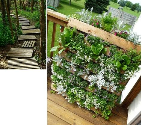 Wood Pallet Garden Ideas 25 Ways Of How To Use Pallets In Your Garden