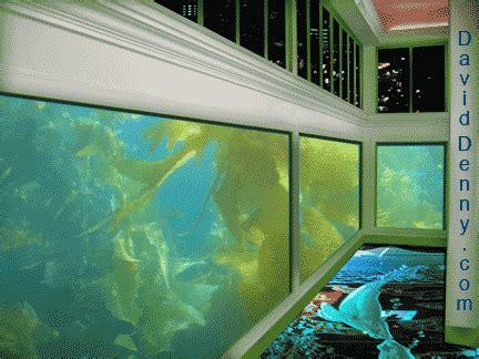 Lu Neon Buat Aquarium david denny photo montage