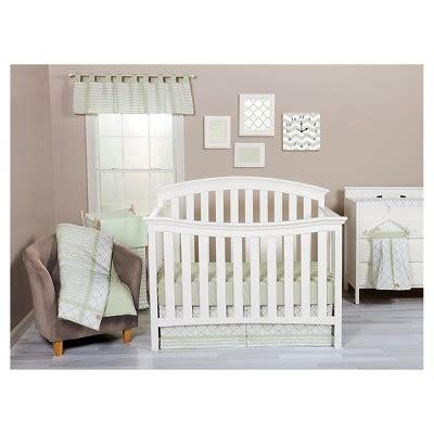 target crib bedding trend lab 3pc crib bedding set sea foam target