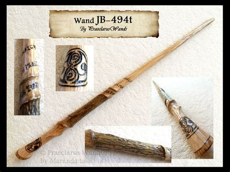 wand designs wand no 107 commissioned by mara g for friend