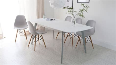 contemporary white dining table modern grey and white extending dining table 8 seater uk