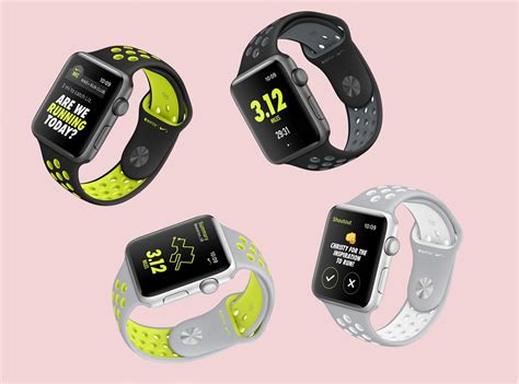 apple watch nike apple announces new apple watch models including the
