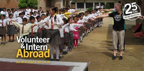 intern abroad free volunteer abroad intern abroad projects abroad