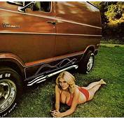 Days Of The Shaggin Wagon A Look At 1970s Custom Vans