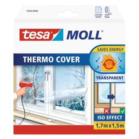 Tesamoll Thermo Cover thermo cover para aislamiento t 233 rmico de ventanas
