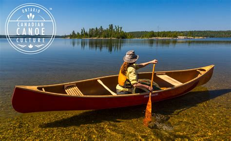 canoes in canadian canoe culture parks blog