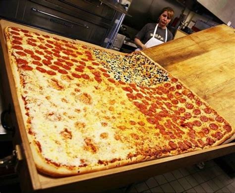 big mamas and papas pizza challenge la s big s papa s pizzeria does 54 pizzas in