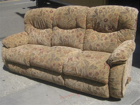 couch with reclining ends uhuru furniture collectibles sold sofa with recliner