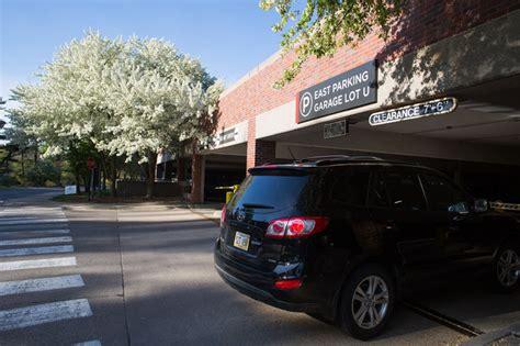 Omaha Parking Garages by Open Parking Shuttle Service Schedule August 8 19