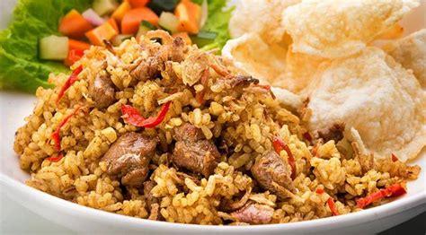 resep membuat nasi goreng vegetarian nggak bau ini resep nasi goreng kambing yang enak love
