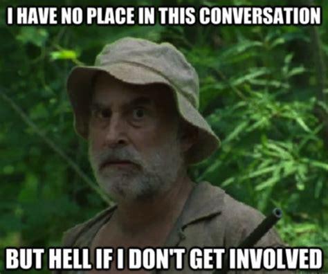 Hilarious Funny Memes - the walking dead season two memes pop rocks
