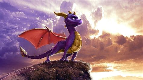 The Dragoon spyro the wallpaper 68 images