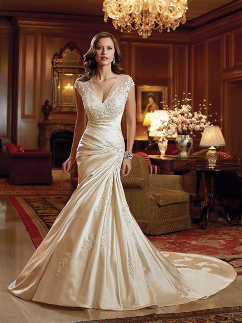 Dress Lysa y11409 lysa tolli wedding dress