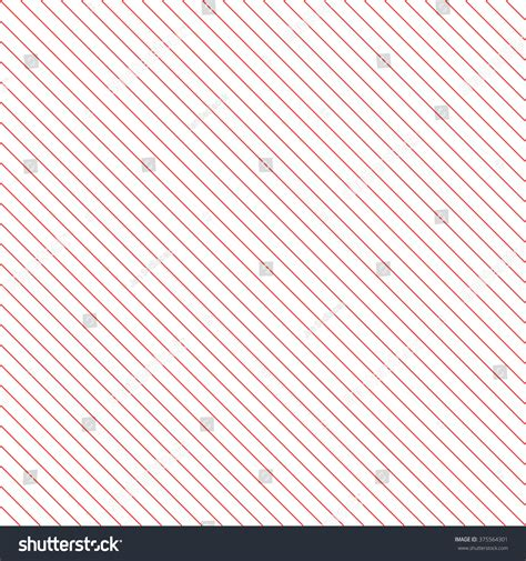 pattern red line red line pattern on white background stock vector