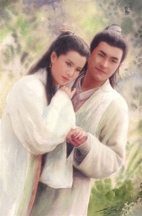 film romance of the condor heroes romance of the condor heroes by a thammasak on deviantart