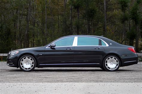 2016 mercedes maybach s600 driven picture 662825 car