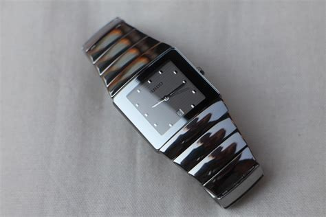Jam Tangan Rado Quartz jam tangan for sale rado diastar ceramic quartz sold