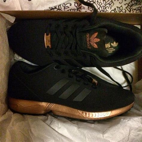 Where To Buy Adidas Gift Card - adidas zx flux black rose gold copper uk size 8 limited edition sold out