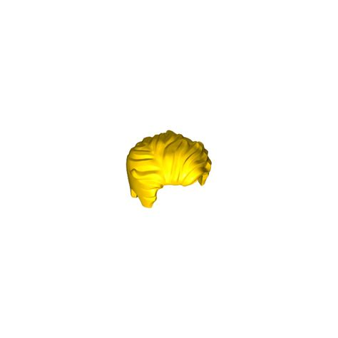 Lego Yellow Hair lego yellow minifigure hair 23186 brick owl lego marketplace
