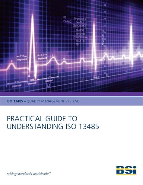 using data to improve learning a practical guide for busy teachers books a practical guide to understanding iso13485