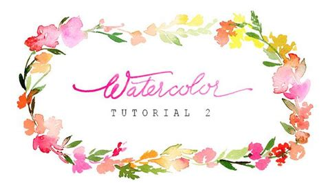 tutorial floral logo 38 best learning from yao cheng images on pinterest