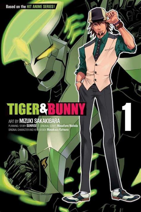 Komik Tiger Bunny Volume 4 tiger bunny volume 1 review capsule computers