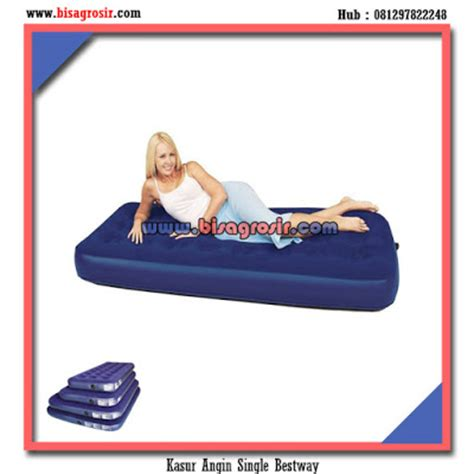 Kasur Angin Single Bestwey Pompa jual kasur angin size single bestway